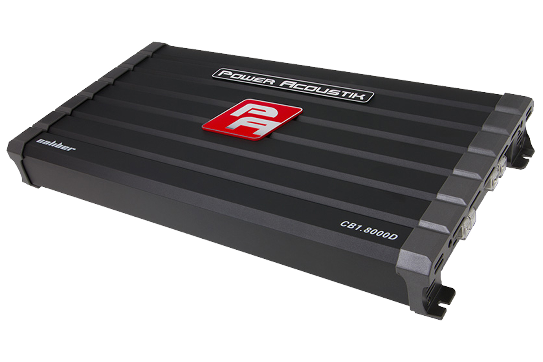 Power Acoustik CB1-8000D 4000 Watt RMS Mono Amplifier Car Audio